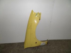 Opel tigra 95-04 δεξί φτερό κίτρινο