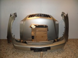 Lexus RS 300 99-02 μετώπη εμπρός κομπλέ ασημί