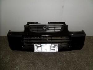 Suzuki alto 04-08 προφυλακτήρας εμπρός μαύρο