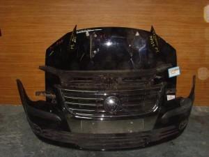 VW touran 2010 μετώπη εμπρός κομπλέ μαύρο