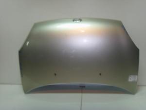 Daihatsu sirion 99-03 καπό εμπρός ασημί