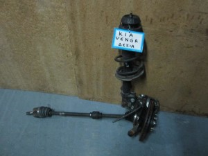 Kia venga 2010 μπουκάλα ημιαξόνιο δεξί