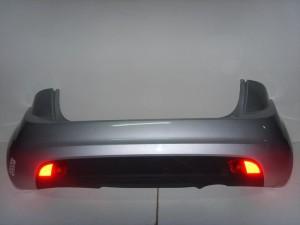 Kia venga 2010 πίσω προφυλακτήρας ασημί