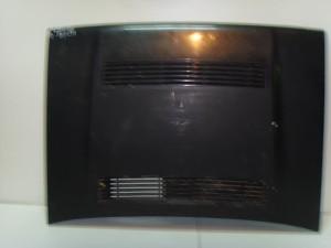 Lancia Delta Integrale 1983-1993 καπό εμπρός μαύρο