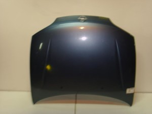 Opel tigra 95-04 καπό εμπρός σκούρο ασημί