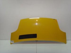 Renault trafic 2002-2014 καπό εμπρός κίτρινο