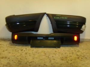 Opel frontera b1998-2004 πίσω προφυλακτήρας πράσινο