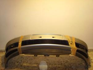Opel omega B 00-03 προφυλακτήρας εμπρός ασημί