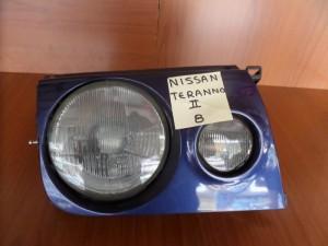 Nissan terrano II σειρά φανάρι εμπρός δεξί
