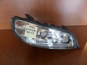 Opel omega B 98-03 φανάρι εμπρός με προβολάκι δεξί