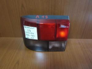 Renault 19 5θυρο 89-91 πίσω φανάρι αριστερό