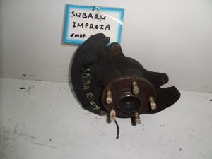 Subaru impreza 01-04 μπουκάλα, ακραξόνιο δεξί
