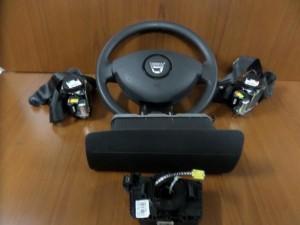 Dacia duster 2010 airbag