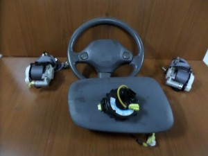 Daihatsu Terios 1997-2005 set airbag