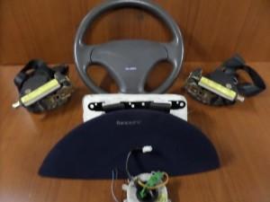 Fiat multipla 04 airbag