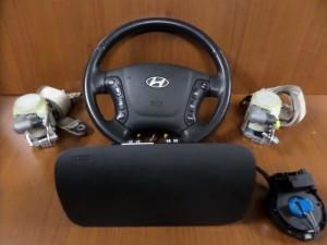 Hyundai santa fe 2006-2010 set airbag