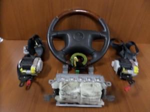 Mitsubishi pajero sport 01-07 airbag