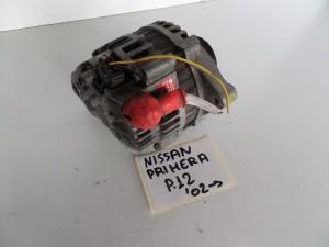 Nissan primera p12 02 δυναμό