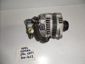Opel corsa combo 00-12 1.7 CDTi δυναμό