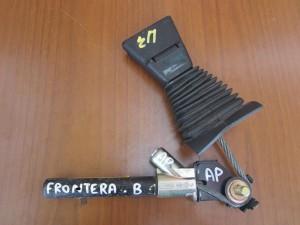 Opel frontera B 1998-2004 προεντατήρας ζώνης αριστερά