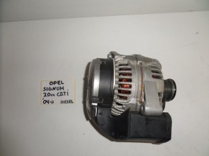 Opel signum 3.0cc diesel 04 δυναμό