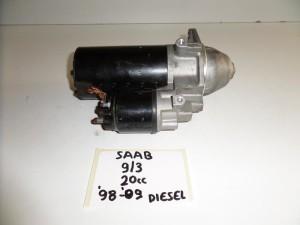 Saab 9-3 2.0cc diesel 98-02 μίζα