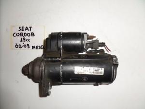 Seat cordoba 02-08 1.9cc diesel μίζα
