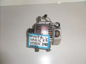 Toyota yaris verso diesel 99-04 δυναμό