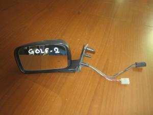 VW golf 2 88-91 ηλεκτρικός καθρέπτης άβαφος αριστερός