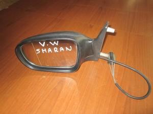 VW sharan 03-10, Seat alhambra, Ford galaxy μηχανικός καθρέπτης αριστερός άβαφος