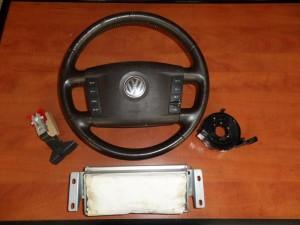 VW touareg 03-10 airbag