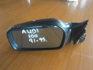 Audi 100 1990-1994 ηλεκτρικός καθρέπτης αριστερός άβαφος