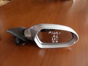 Audi A6 2011-2017 ηλεκτρικός καθρέπτης δεξιός ασημί (6 καλώδια)