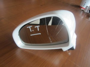 Audi TT 06 καθρέπτης αριστερός άσπρος