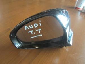 Audi TT 06 καθρέπτης αριστερός μαύρος
