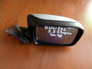 BMW series 3 E36 90-98 2θυρο ηλεκτρικός καθρέπτης δεξιός ασημί