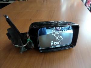 BMW X5 E53 2000-2006 ηλεκτρικός καθρέπτης δεξιός κυπαρισσί (8 καλώδια)