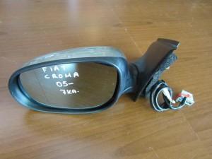 Fiat croma 05 ηλεκτρικός καθρέπτης αριστερός χρυσαφί περλέ (7 καλώδια)