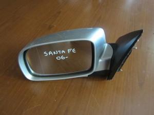 Hyundai santa fe 2006-2010 ηλεκτρικός καθρέπτης αριστερός ασημί (5 ακίδες)