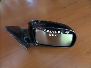 Hyundai sante fe 2006-2010 ηλεκτρικός καθρέπτης δεξιός μαύρος (5 ακίδες)