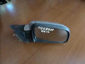 Hyundai tucson 2004-2010 ηλεκτρικός καθρέπτης δεξιός ασημί (5 ακίδες)