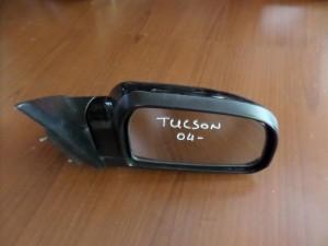 Hyundai tucson 2004-2010 ηλεκτρικός καθρέπτης δεξιός μαύρος (5 ακίδες)