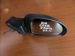 Kia Ceed 2007-2013 2πορτο μηχανικός καθρέπτης δεξιός άβαφος