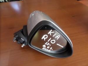 Kia Rio 2012-2015 ηλεκτρικός καθρέπτης δεξιός ασημί (3 ακίδες)