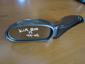 Kia Rio 1999-2002 ηλεκτρικός καθρέπτης αριστερός ανθρακί