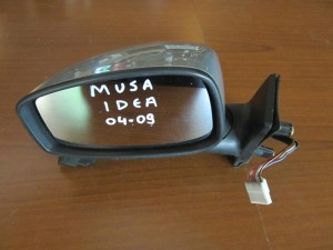 Lancia musa-Fiat idea 04-09 ηλεκτρικός καθρέπτης αριστερός χρυσαφί