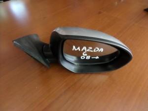 Mazda 6 08 ηλεκτρικός ανακλινόμενος καθρέπτης δεξιός ασημί