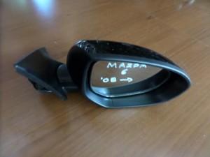 Mazda 6 08 ηλεκτρικός ανακλινόμενος καθρέπτης δεξιός μαύρος