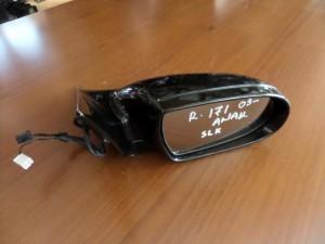 Mercedes SLK R171 03 ηλεκτρικός ανακλινόμενος καθρέπτης δεξιός μαύρος