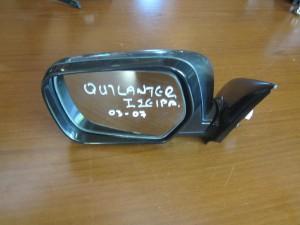 Mitsubishi outlander 03-07 ηλεκτρικός καθρέπτης αριστερός ανθρακί